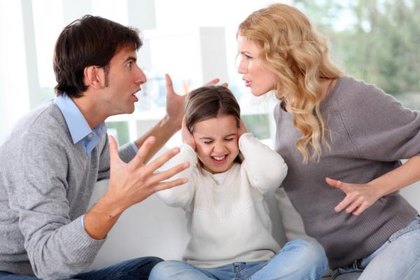 Во всём виноваты родители