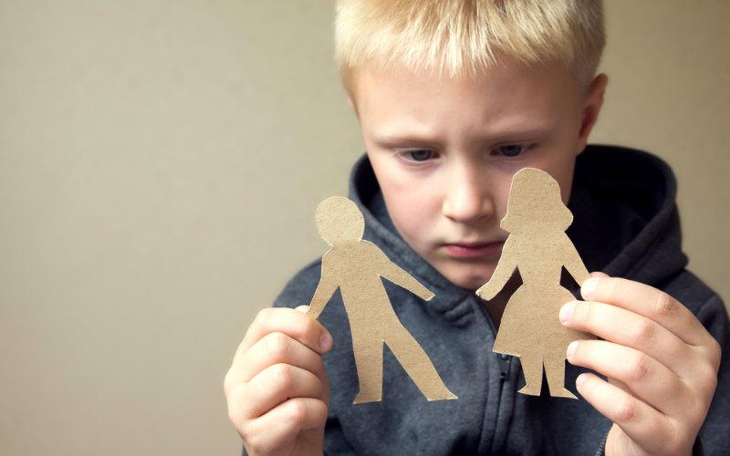 Развод и дети